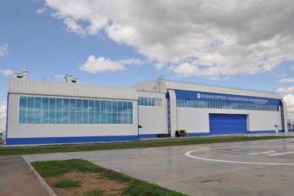 EUROCOPTER KAZAKHSTAN ENGINEERING